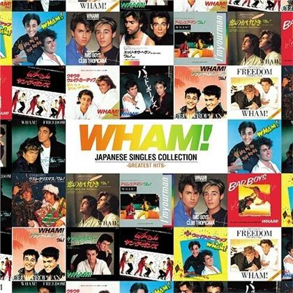 Wham - Japanese Singles Collection: Greatest Hits (Japan Edition, Remastered)