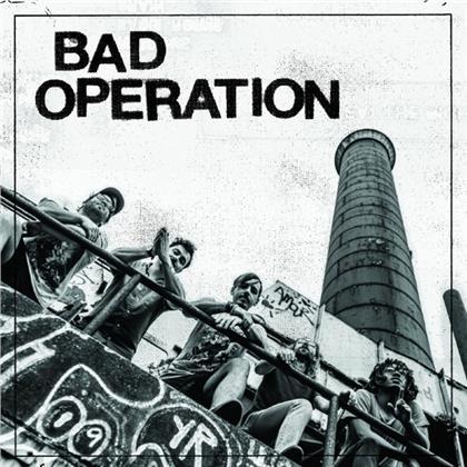 Bad Operation - --- (LP)