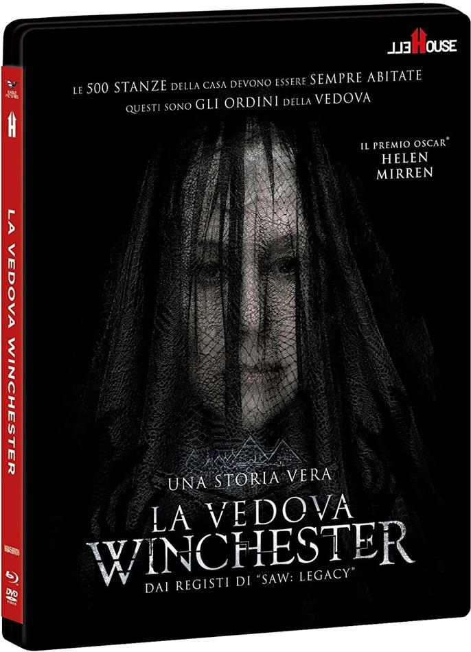 La vedova Winchester (2018) (Hell House, Blu-ray + DVD)