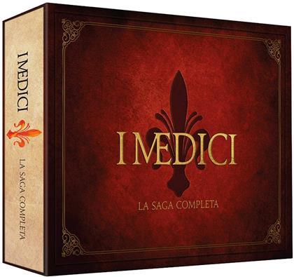 I Medici - La Saga Completa (Cofanetto, 8 Blu-ray)