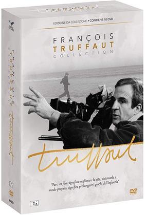 François Truffaut Collection (Edizione da Collezione, n/b, 10 DVD)