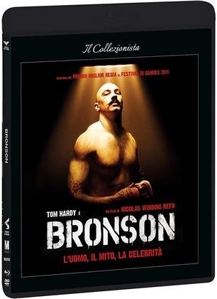 Bronson (2008) (Il Collezionista, Blu-ray + DVD)