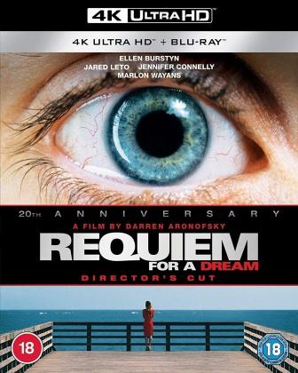 Requiem For A Dream (2000) (4K Ultra HD + Blu-ray)