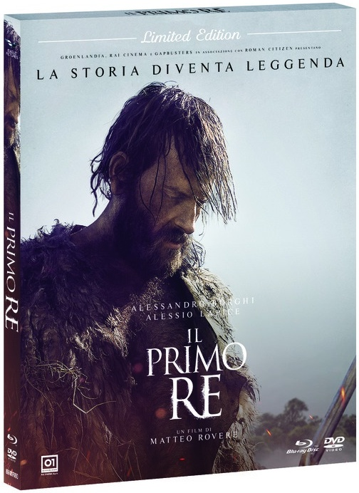 Il primo re (2019) (Edizione Limitata, Blu-ray + DVD)