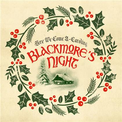 Blackmore's Night (Blackmore Ritchie) - Here We Come A-Caroling (LP)