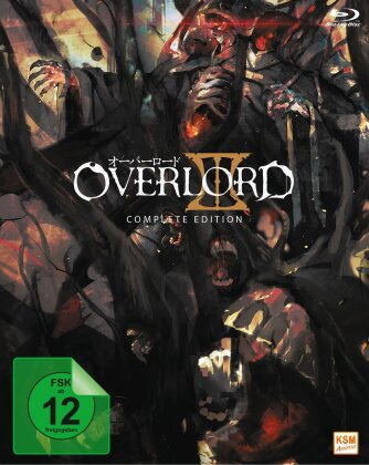 Overlord - Staffel 3 (Complete Edition, 3 Blu-rays)