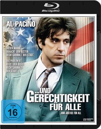 ...und Gerechtigkeit für alle - ...and justice for all (1979)