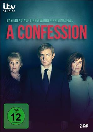 A Confession - Mini-Serie (2 DVDs)