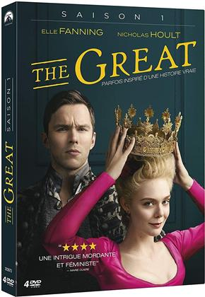 The Great - Saison 1 (4 DVD)