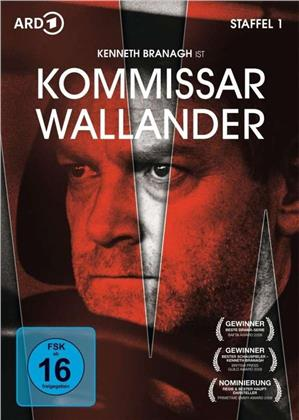 Kommissar Wallander - Staffel 1 (2 DVDs)