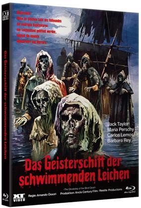 Das Geisterschiff der schwimmenden Leichen (1974) (HD-Kultbox, Limited Edition)