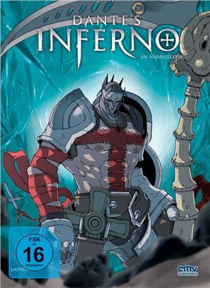 Dante's Inferno (2010) (Cover F, Limited Edition, Mediabook, Blu-ray + DVD)