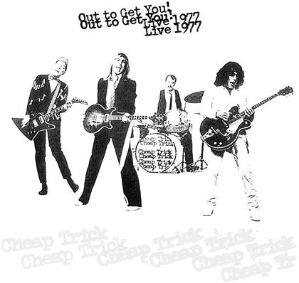 Cheap Trick - Out To Get You Live 1977 (RSD 2020, 2 LPs)