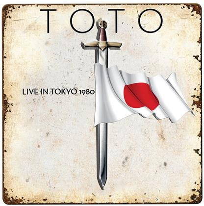 "Toto - Live in Tokyo 1980 (RSD 2020, Red Vinyl, 12"" Maxi)"