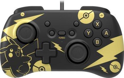 Nintendo Switch - Horipad Mini [Pikachu Black & Gold Edition]
