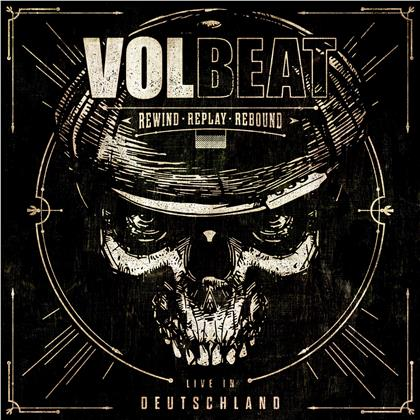 Volbeat - Rewind, Replay, Rebound: Live In Deutschland (2 CDs)