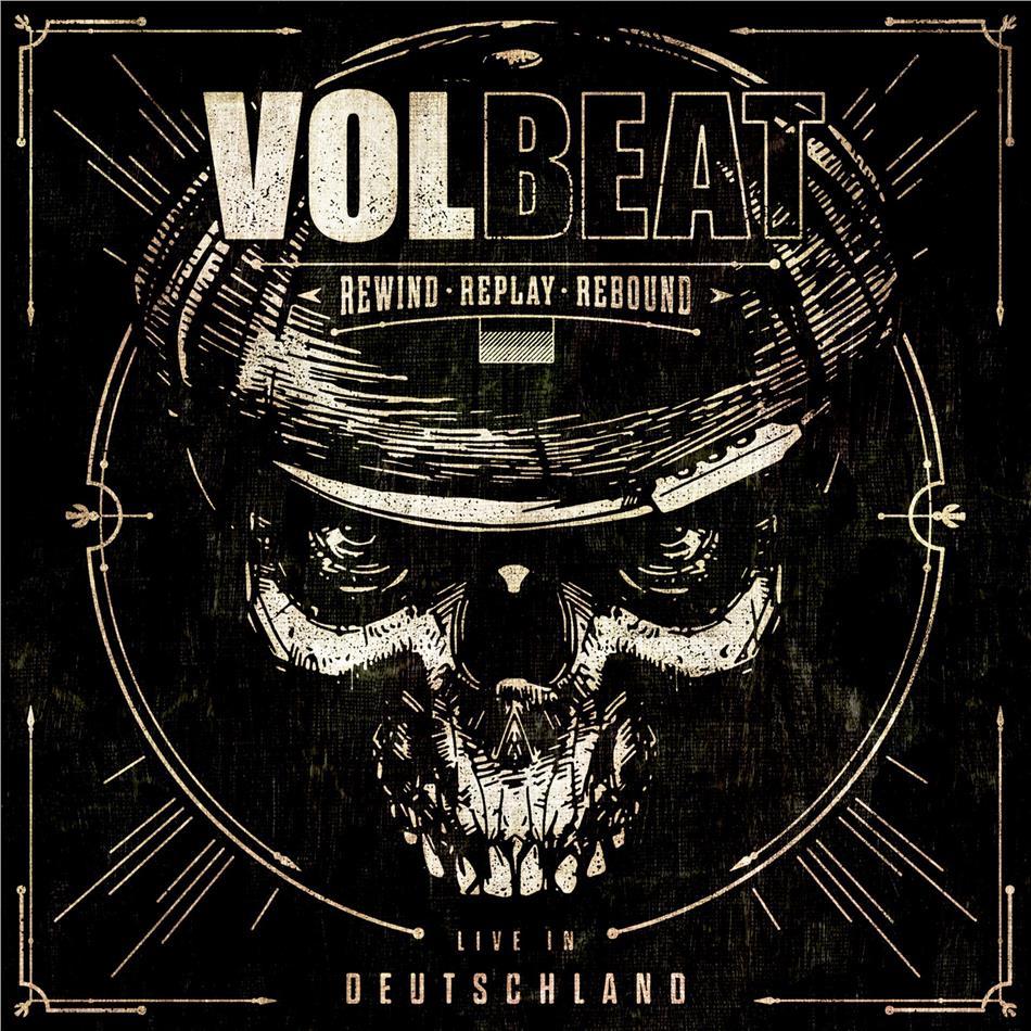 Volbeat - Rewind, Replay, Rebound: Live In Deutschland (2 CDs)