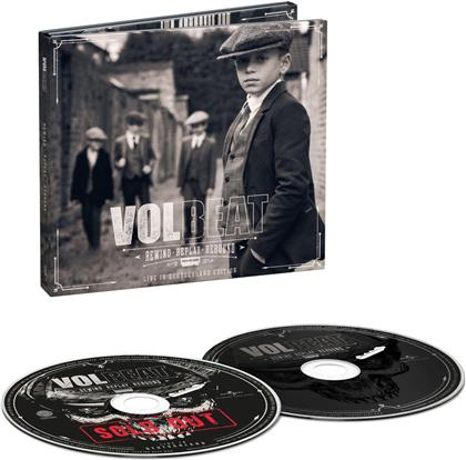 Volbeat - Rewind,Replay,Rebound: Live In Deutschland / Best of (2 CDs)