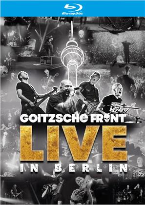 Goitzsche Front - Live in Berlin (2 CDs + Blu-ray)