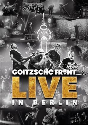 Goitzsche Front - Live in Berlin (2 CDs + DVD)