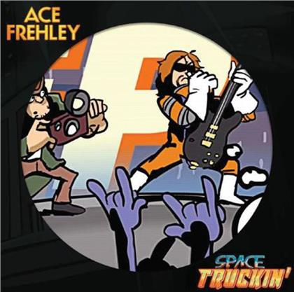 Ace Frehley - Space Truckin (Picture Disc, LP)
