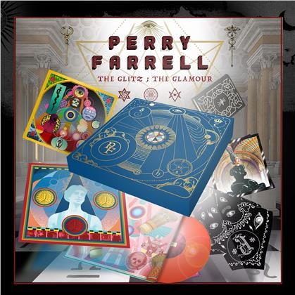 Perry Farrell (Jane's Addiction) - Glitz, The Glamour (Deluxe Boxset, 10 LPs)