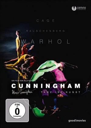 Cunningham - Tanz ist Kunst (2019)