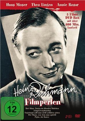 Heinz Rühmann Filmperlen - 5 Filme DVD Box (2 DVD)