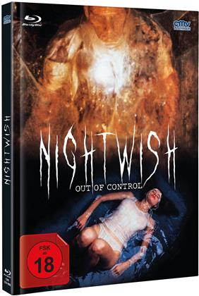 Nightwish - Out of Control (1989) (Cover B, Limited Edition, Mediabook, Blu-ray + DVD)
