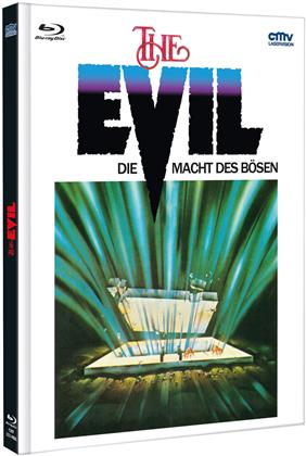 The Evil - Die Macht des Bösen (1978) (Cover A, Limited Edition, Mediabook, Uncut, Blu-ray + DVD)