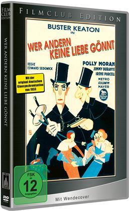 Wer andern keine Liebe gönnt (1932) (Filmclub Edition)