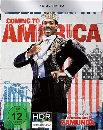 Coming to America (1988) (Limited Edition, Steelbook)
