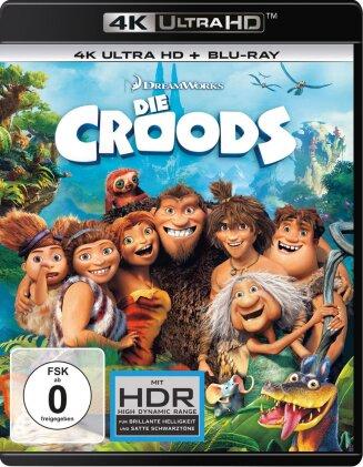 Die Croods (2013) (4K Ultra HD + Blu-ray)