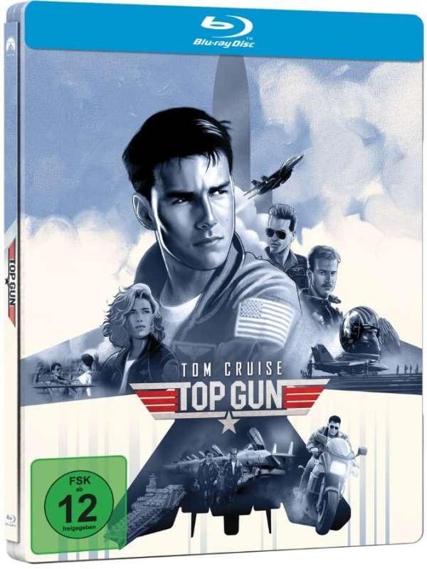 Top Gun (1986) (Limited Edition, Steelbook)