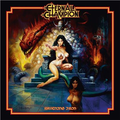 Eternal Champion - Ravening Iron (LP)