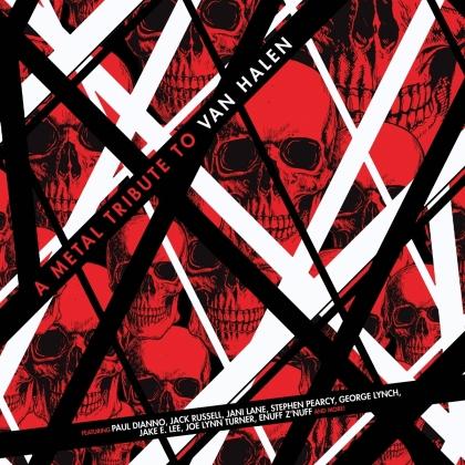 Metal Tribute To Van Halen