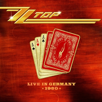 ZZ Top - Live In Germany 1980 (Limited, 2020 Reissue, LP)