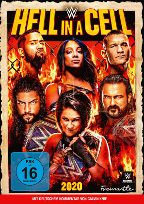 WWE: Hell In A Cell 2020 (2 DVD)