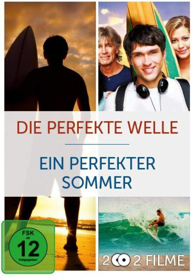 Die perfekte Welle / Ein perfekter Sommer (2 DVDs)
