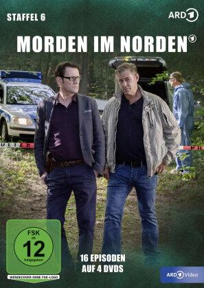 Morden im Norden - Staffel 6 (4 DVDs)