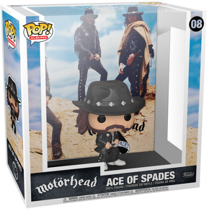Funko Pop! Albums: - Motorhead - Ace Of Spades