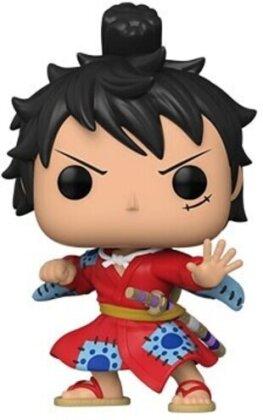 Funko Pop! Animation - One Piece: Luffy In Kimono