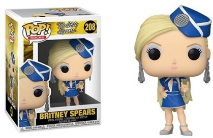 Funko Pop! Rocks - Britney Spears: Stewardess Outfit