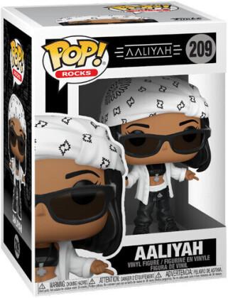 Funko Pop! Rocks: - Aaliyah