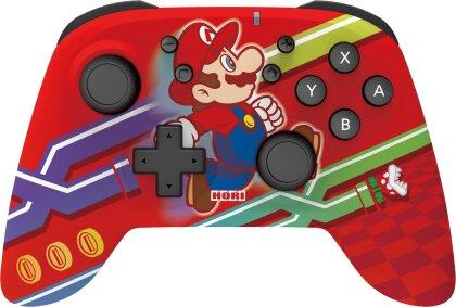 Nintendo Switch - Wireless Horipad Controller - Mario Edition