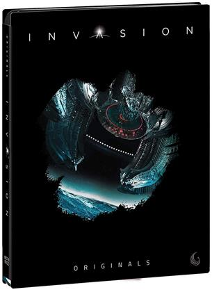 Invasion (2020) (Originals, Blu-ray + DVD)