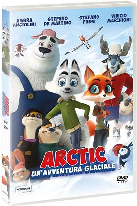 Arctic - Un'avventura glaciale (2019)
