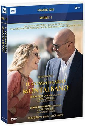 Il commissario Montalbano - Stagione 2020 - Vol. 11 (2 DVD)