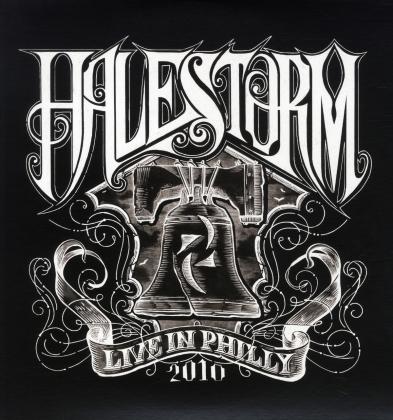 Halestorm - Live In Philly 2010 (LP)