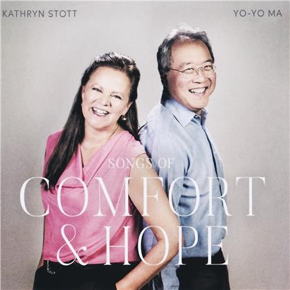 Yo-Yo Ma & Kathryn Stott - Songs of Comfort and Hope